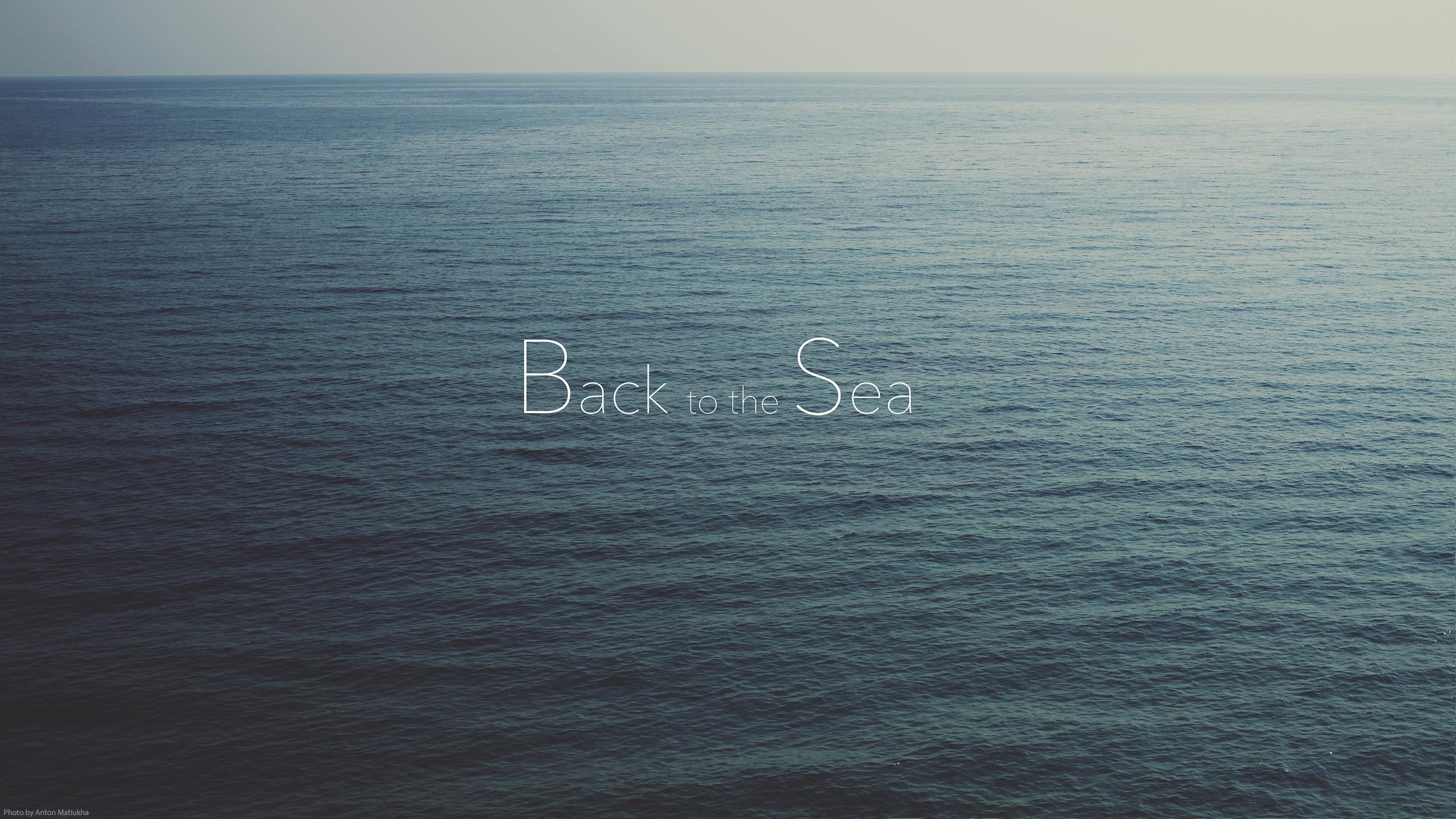 «Il mare è come la musica: contiene e suscita tutti i sogni dell'anima» (Jung)