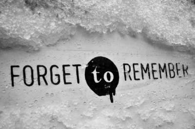 Dimenticare ricordare forget-to-remember