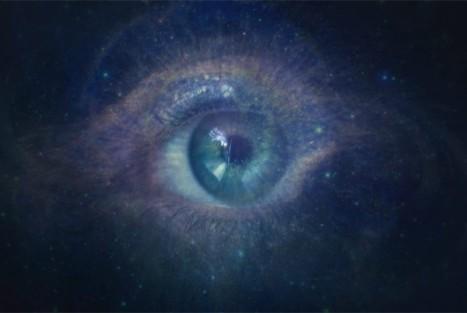 Eye occhi occhio universo galassia