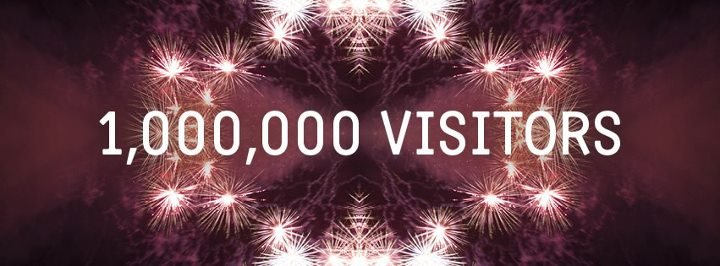 Il blog JUNG ITALIA raggiunge 1 MILIONE di visualizzazioni! Primo blog di Psicologia Moderna e su Jung