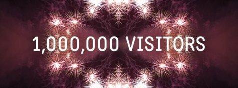 one million 1 milione visualizzazioni membri