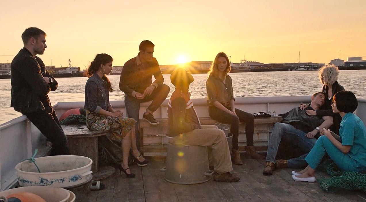 """""""Sense 8"""": la serie tv sull'interconnessione empatica tra individui di una stessa 'cerchia'."""